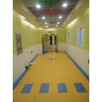 幼儿园专用塑胶地板 pvc儿童地板