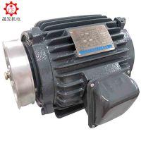 1.5KW磨床机械专用电机 大功率三相异步电动机精密磨床马达