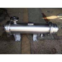 厂家直销 浙江 江苏 上海 印染厂 化工厂 电子厂污水处理专用板式换热器 管式热交换器