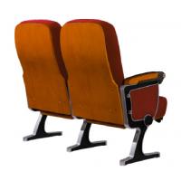铝合金脚礼堂椅 JY-8005礼堂椅生产厂家时尚款金属框架电影院座椅
