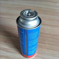 厂家直销卡式炉煤气罐阀门 瓦斯气罐铁盖 马口铁气雾剂阀门 火机气阀 气雾剂配件