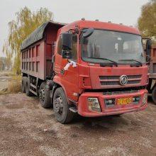 新疆伊犁市求购二手车前四后八自卸车