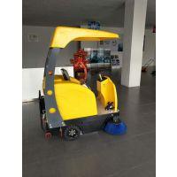小区物业驾驶室式清扫车厂家-山东瑞立环保