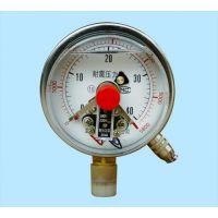 德胜YX-100电接点压力表φ100量程0-10MPa 高性价