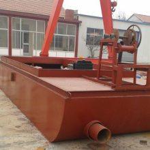 大型抽砂机械价格 大型抽砂机械 凯翔 自运自卸抽砂机械