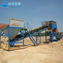 安徽山沙洗沙机破碎制砂洗沙机生产线 破碎机加洗沙机设备效果好