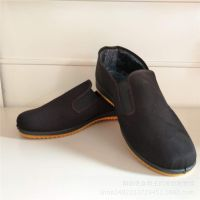 加绒男鞋   冬季新款透气 保暖休闲男鞋