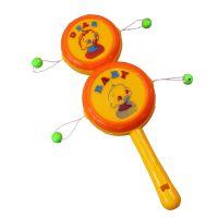 婴儿玩具双拨浪鼓幼儿园小朋友礼物礼品也是地摊实体店超市热卖