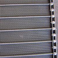 食品输送机输送皮带生产厂家宁津军翔生产不锈钢传送带