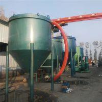 宏畅机械解决粉煤灰出库污染问题大型脉冲除尘式气力输送设备水泥粉散运气力吸送机 码头卸灰气流输送机