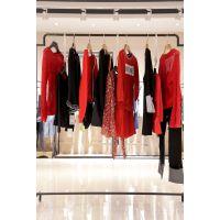 帕蒂秀杭州服装尾货批发市场在哪里批发市场 哪里有品牌折扣女装尾货批发市场黑色T恤