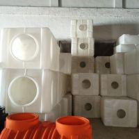 【华社】福建1吨装环保油罐专用IBC集装桶 滚塑吨桶