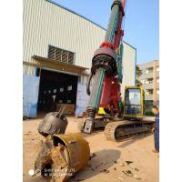 联达履带式旋挖机、LD06H小型旋挖入岩能力强适合房屋基建打桩钻孔,买机可办分期付款价格实惠