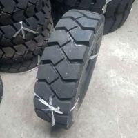 出售全新工业叉车轮胎650-10叉子车充气轮胎6.50-10