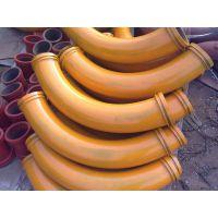 盐山供应 弯管 DN125 砼泵管道弯管 耐磨弯管 八万方量