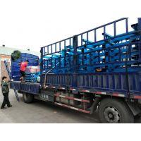 江苏发货 伸缩悬臂式货架使用安装 长型材存放架 重载货架
