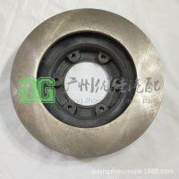 批发优质适用于丰田沙漠王子4500 FZJ80前刹车盘碟43512-60090