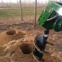 多款植树挖坑机 优质地钻螺旋挖坑机 立柱电线杆植树机