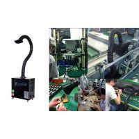 惠州电子厂焊烟锡雾净化器 除烟除异味净化设备