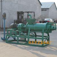 养殖场用粪便脱水机 猪粪牛粪粪便干湿分离机 自吸泵抽粪机价格