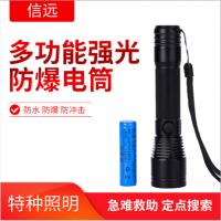 信远照明 JW7633LED防爆强光手电微型防爆手电便携式手电28×160厂家直销