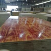 木模板 房建专用建筑模板 中南神箭厂家直销 强度高 防腐