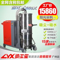 坦龙饲料厂用吸尘器机械加工厂石墨厂工业吸尘器吸粉尘