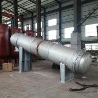 山东龙兴列管式换热器 固定管板换热器厂家报价