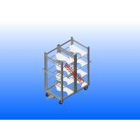 货架图纸、货架3D模型、模具架图纸、模具架3D模型、周转车图纸
