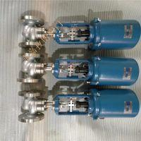 温州电动调节阀厂家 ZDLM-40C DN150 铸钢WCB套筒式电动调节 ZDLM 孜博阀门