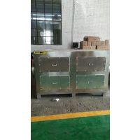 废气吸附设备-2000风量活性炭吸附箱-曦晟环保