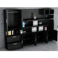 河北板式办公柜 定制生产板式办公家具简约现代办公产品出售