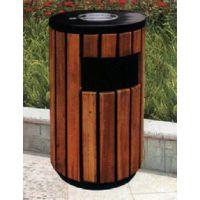 厂家供应LJ001仿古户外果皮箱 分类 垃圾桶