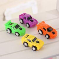实色回力车回力赛车儿童回力车模礼品赠品