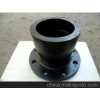 球墨铸铁管专用盘承短管(甲管)DN80-DN1200厂家直销