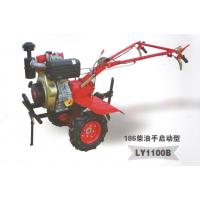 南充便携式6.5马力柴油手扶微耕机 多功能汽油旋耕机适用范围广