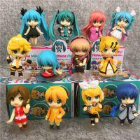 日本动漫 初音未来 深海少女版 全12款Q版底座公仔 盒装娃娃机台