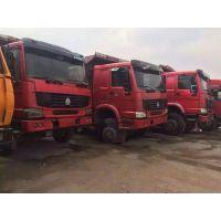 山西二手陕汽德龙豪沃18吨专用货车工程机械急售