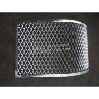 宏铝建材直销铝网板 金属网状装饰,铝防盗隔离网