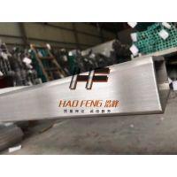 浙江省不锈钢品牌 杭州304不锈钢拉丝矩形管