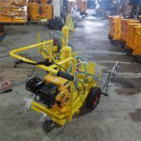 驾校路面标线划线机 小型划线机生产厂家 公路画线设备