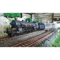 MTH火车模型 全金属数码音效同步冒烟S 36蒸汽机车 #3632