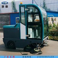 电动扫地机 驾驶式电动清扫车设备 小区物业电动扫地机 潍坊天洁