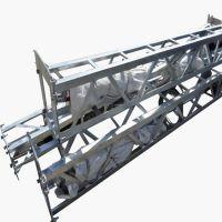 亚源铁路电力施工组合支柱接触网平台支柱厂家