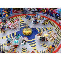 童星游乐中小型儿童新型游乐设备霹雳摇滚专业的厂家