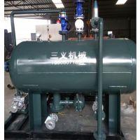成都三义SY蒸汽冷凝水回收系统
