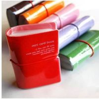 爱奇 卡包批发创意糖果色卡包卡套多卡位促销礼品定制银行赠品