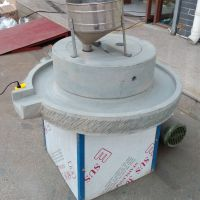 农家院专用新款米浆豆浆石磨 小型现磨香油石磨机
