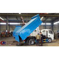建筑垃圾专用自卸式垃圾车哪有卖会什么价