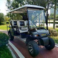 6座高档高尔夫球场专用车辆电动打猎车四轮巡逻车